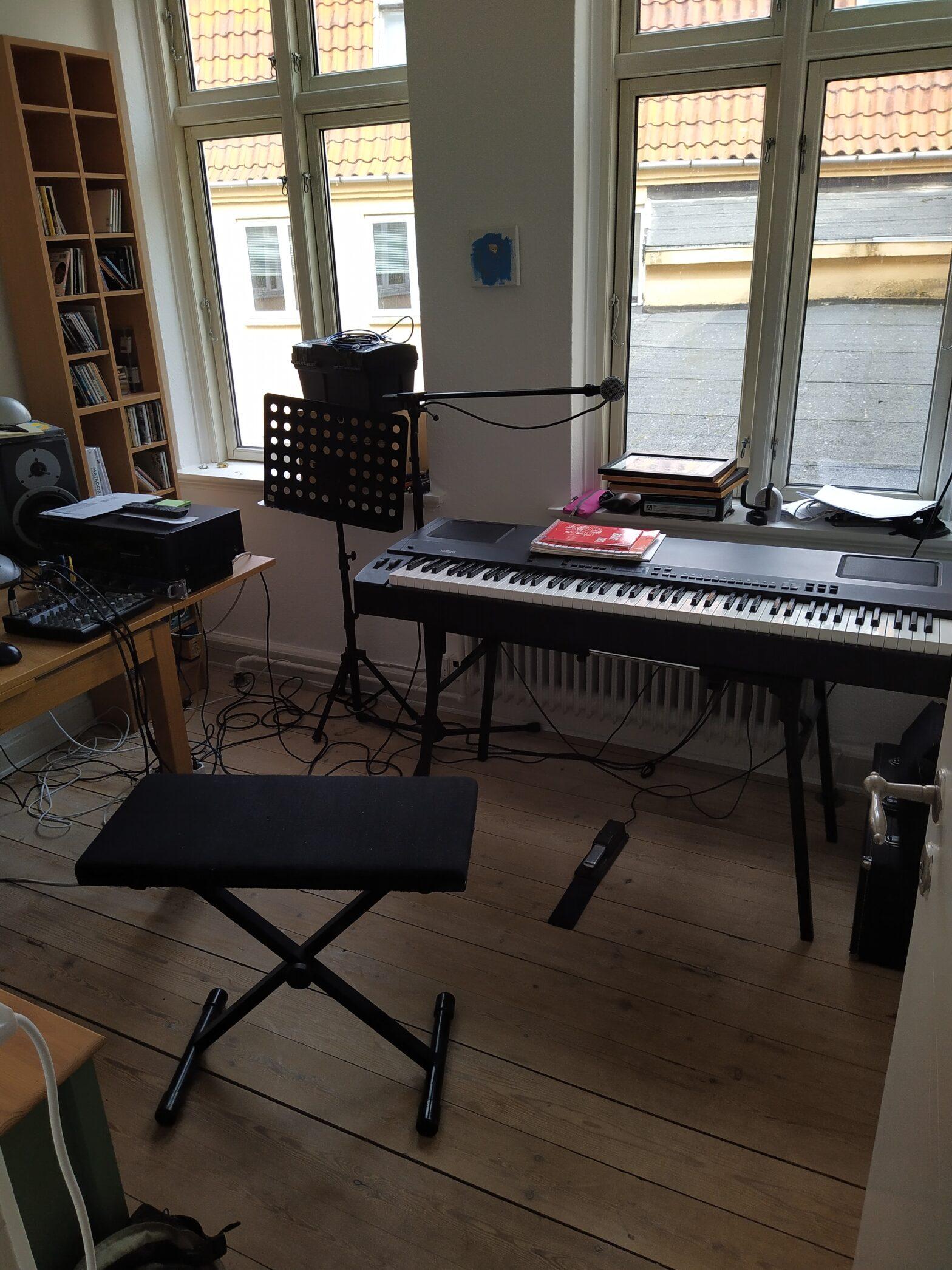 Klavertimer online og/eller i Maribo